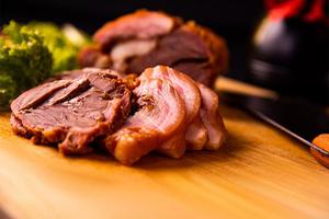 脫脂豬頭肉